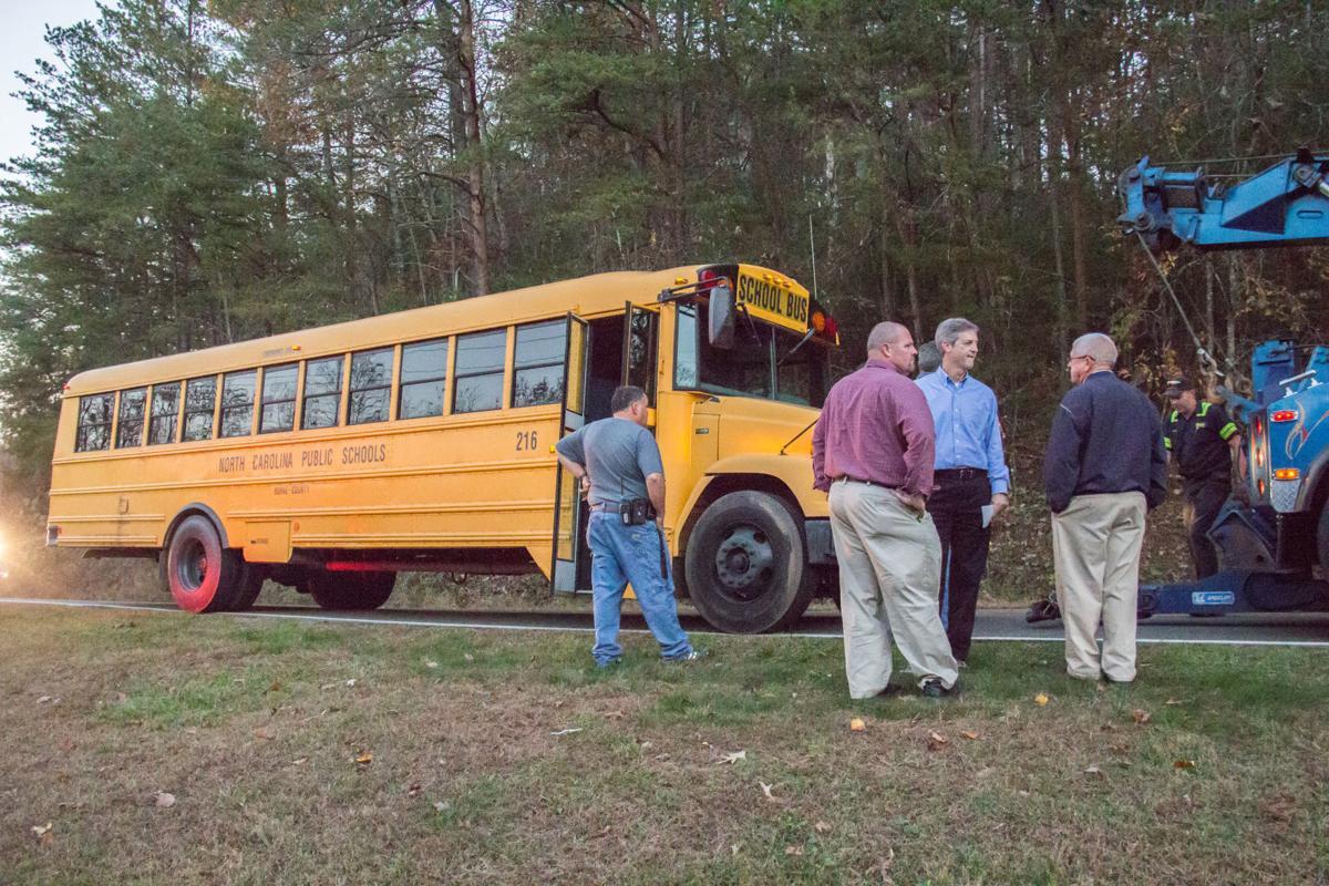 Miller Bridge bus wreck