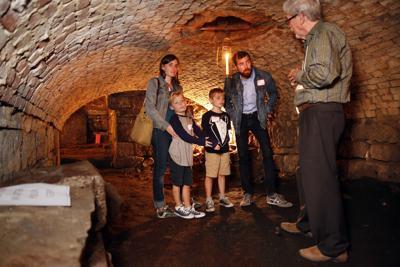 Rare Fredericksburg tour offers glimpse into what lies beneath (copy)