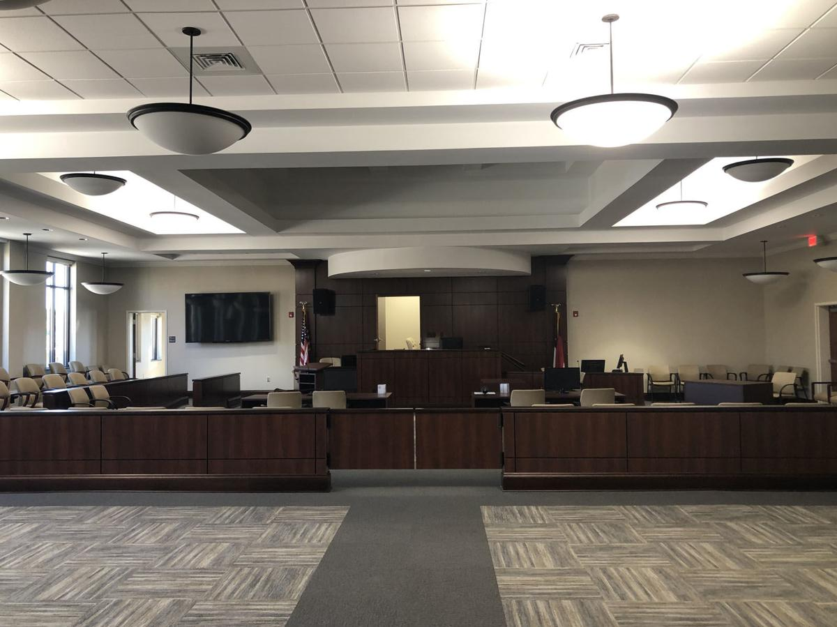 County to dedicate Charters of Freedom, new courtroom