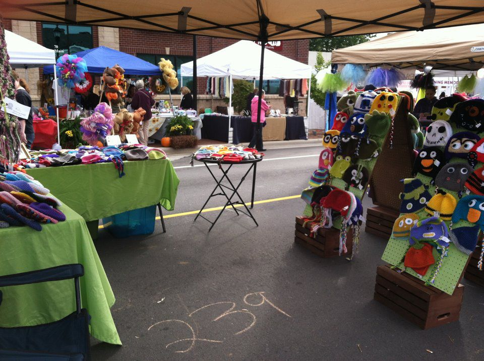Vendors look forward to coming back to Mountain Glory