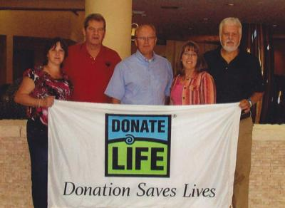 New specialty plate to benefit organ donation in North Carolina