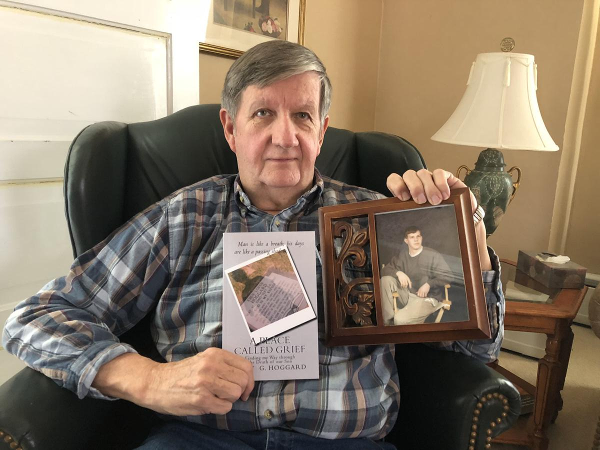 'A Place Called Grief:' Local author writes book about the loss of his son