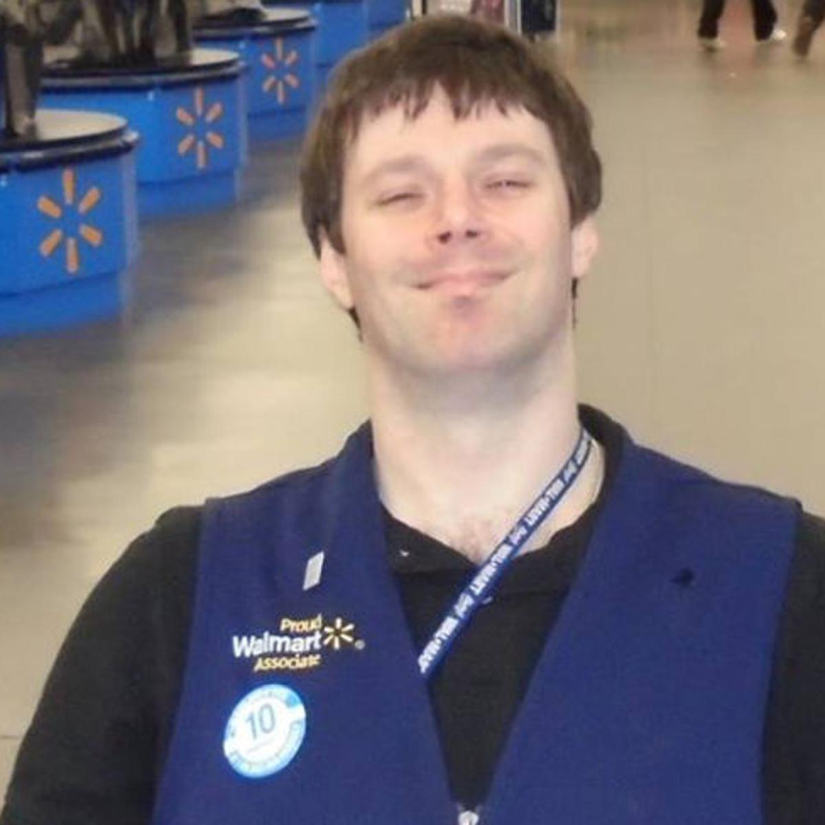 Disabled Walmart greeter may lose job due to new