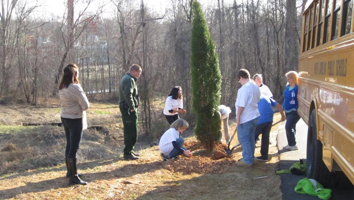 City of Marion Tree Board celebrates milestone anniversary