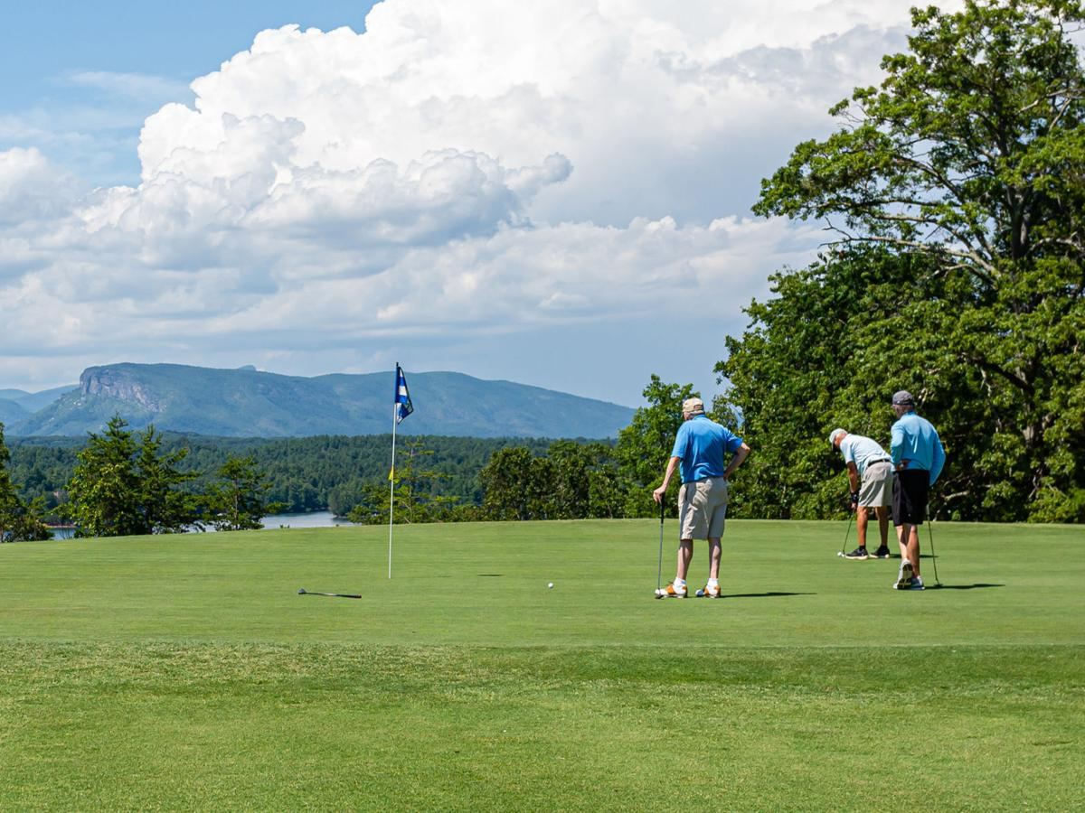 Golfers to vie for county's top prize next weekend at Lake