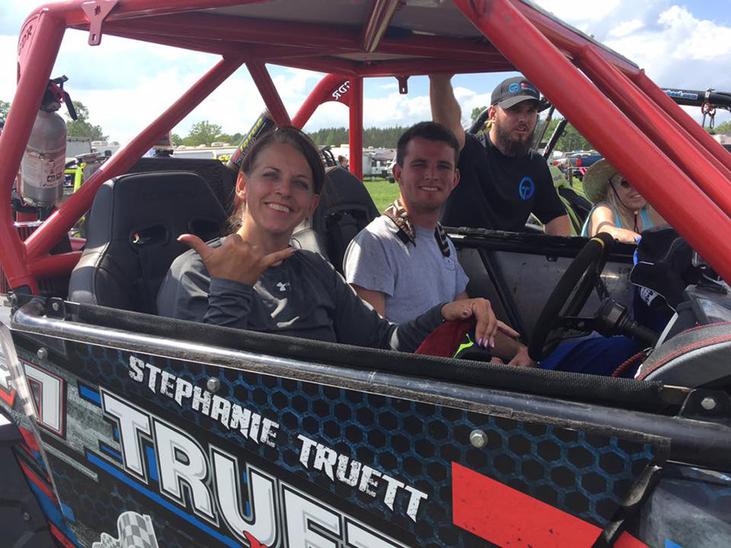 Family drive: Nebo's Collin Truett part of a racing clan