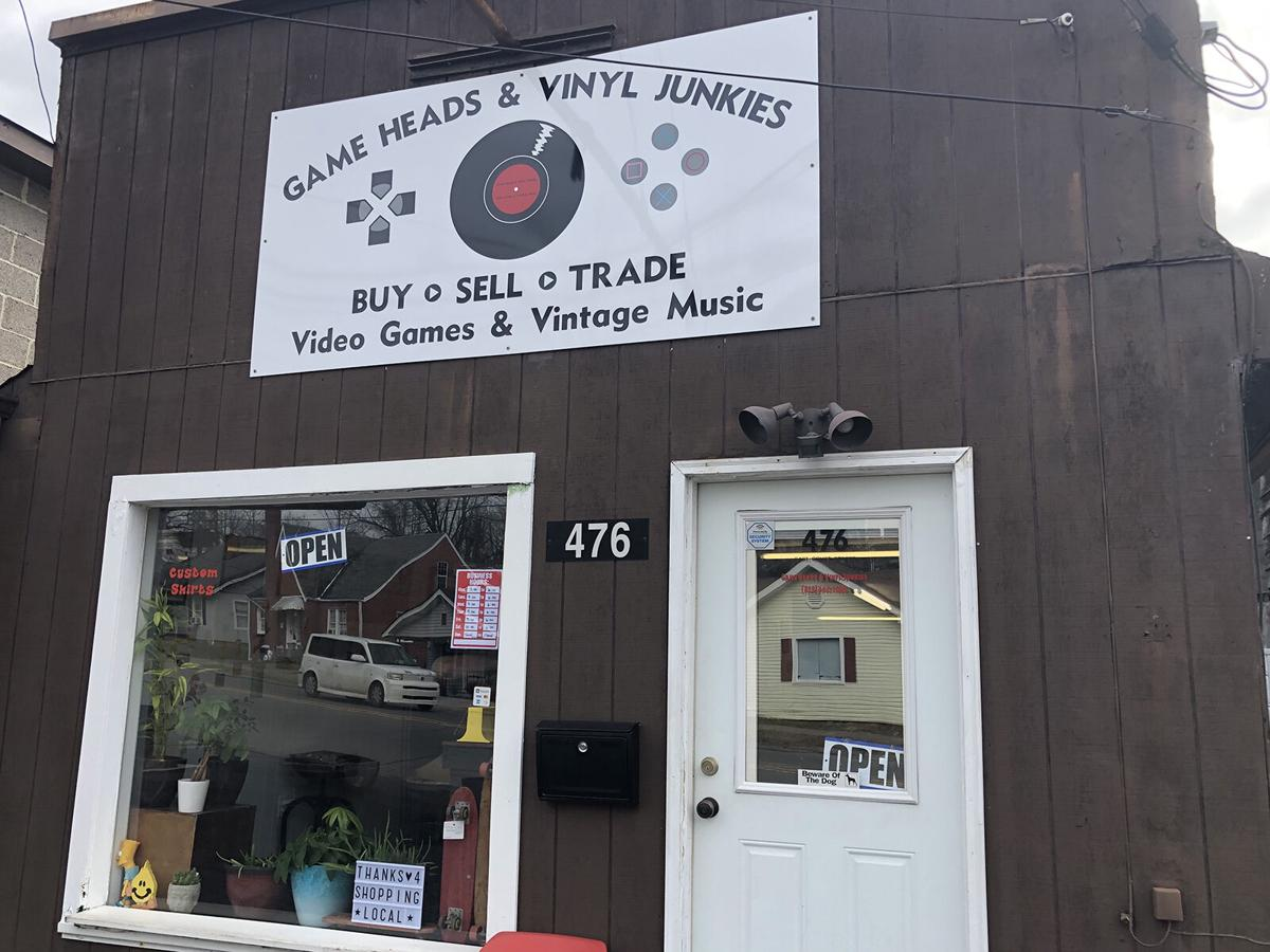 Game Heads & Vinyl Junkies specializes in classic records, video games