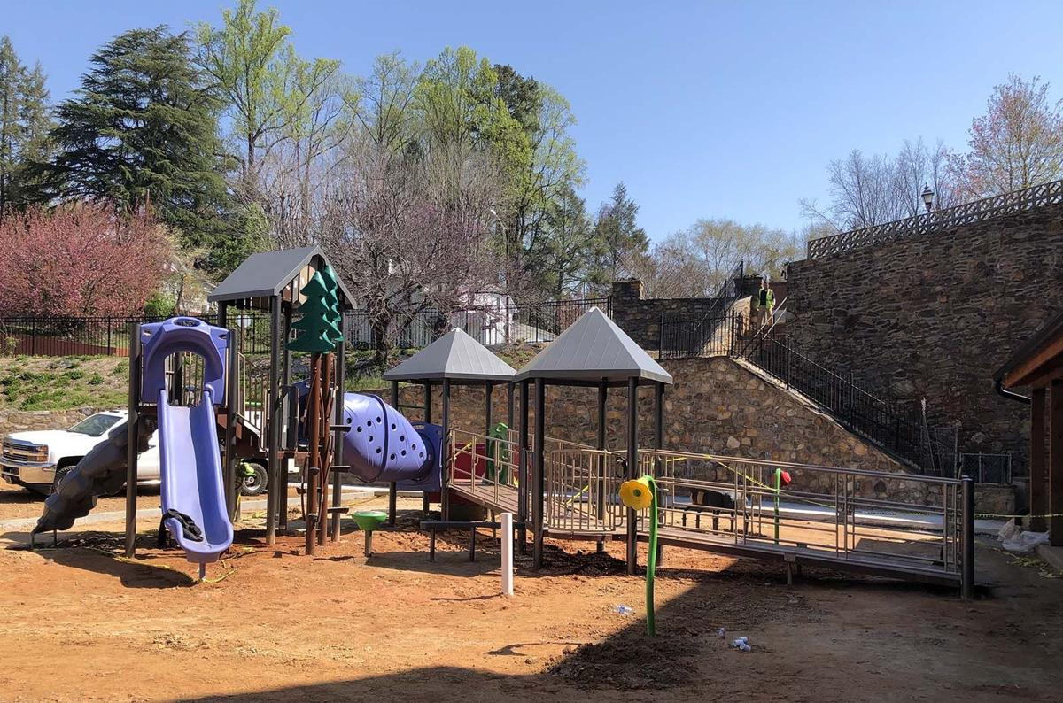 Marion Community Building's park gets closer to fully reopening