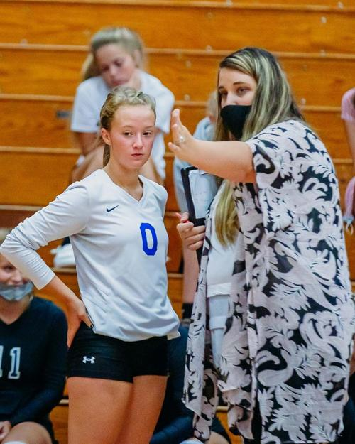 Cougars keep Lady Titans winless