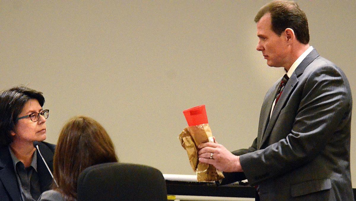 William Howard Lail III murder trial