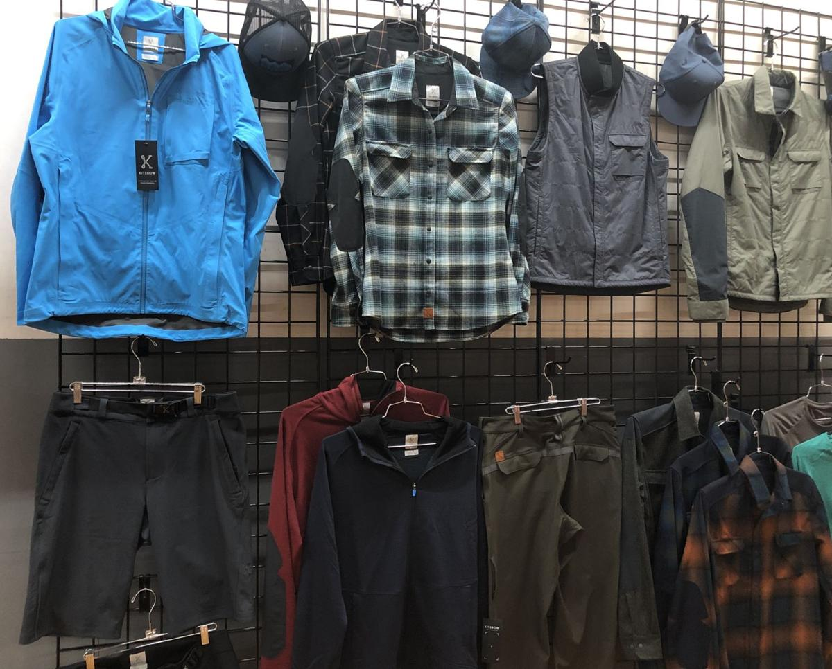 California cycling apparel manufacturer moving operations to Old Fort