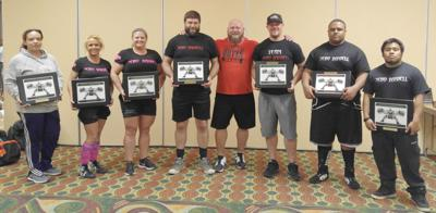 More big numbers for Nebo Barbell powerlifters | Sports