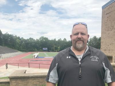 Back in the game: New Titan head coach happy to be back on sidelines