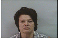 Marion woman charged in campground thefts