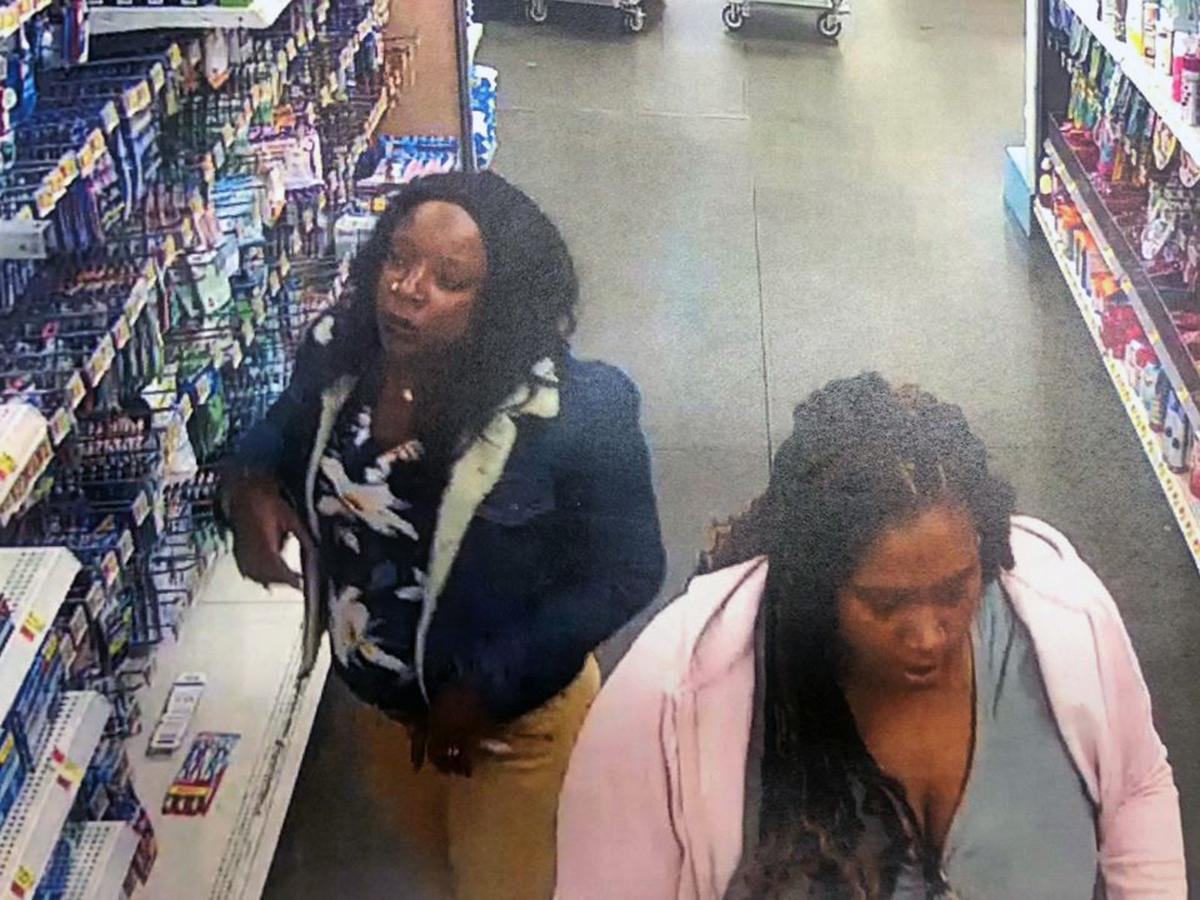 Marion police seeking three female suspects   News   mcdowellnews com