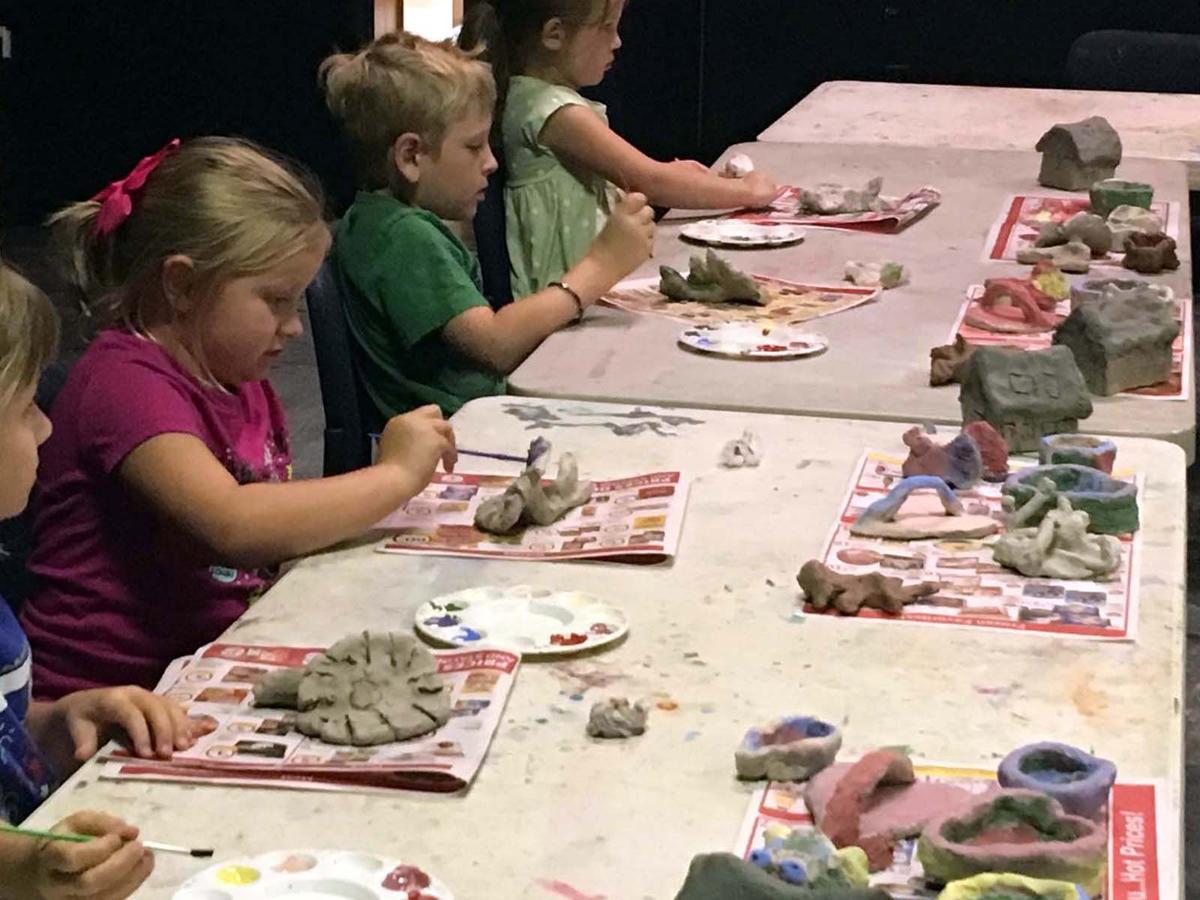 Art camps galore at MACA this summer