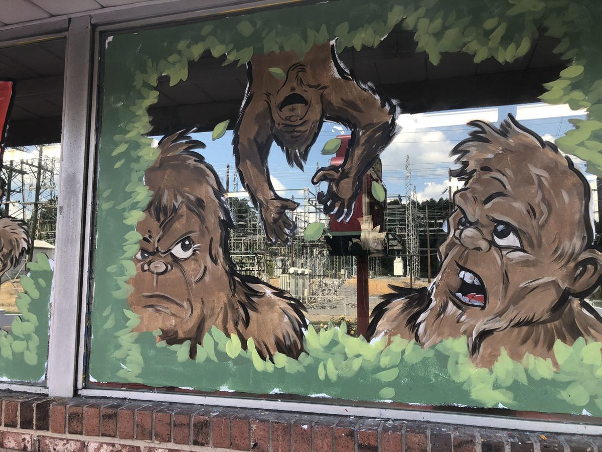 Inaugural WNC Bigfoot Festival is Saturday in downtown Marion
