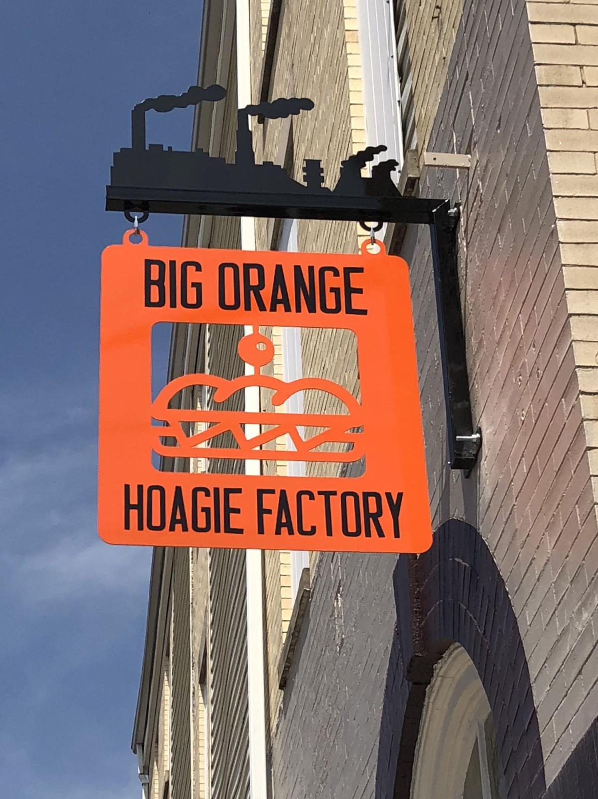 Big Orange Hoagie Factory opening in downtown Marion