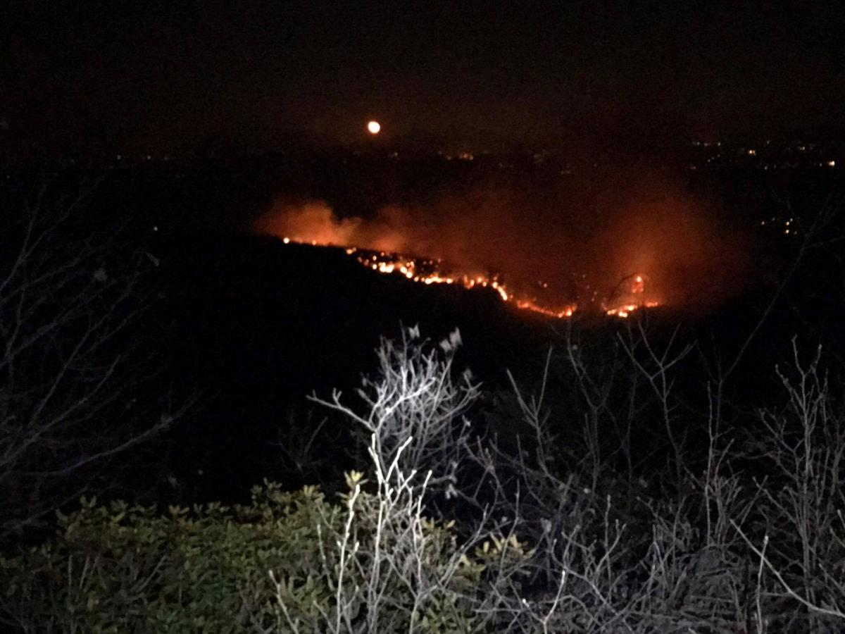 0318 White Creek Fire