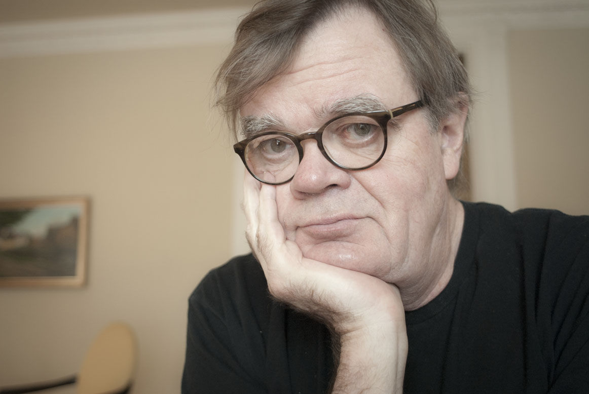 Garrison Keillor: What's going on here anyway?