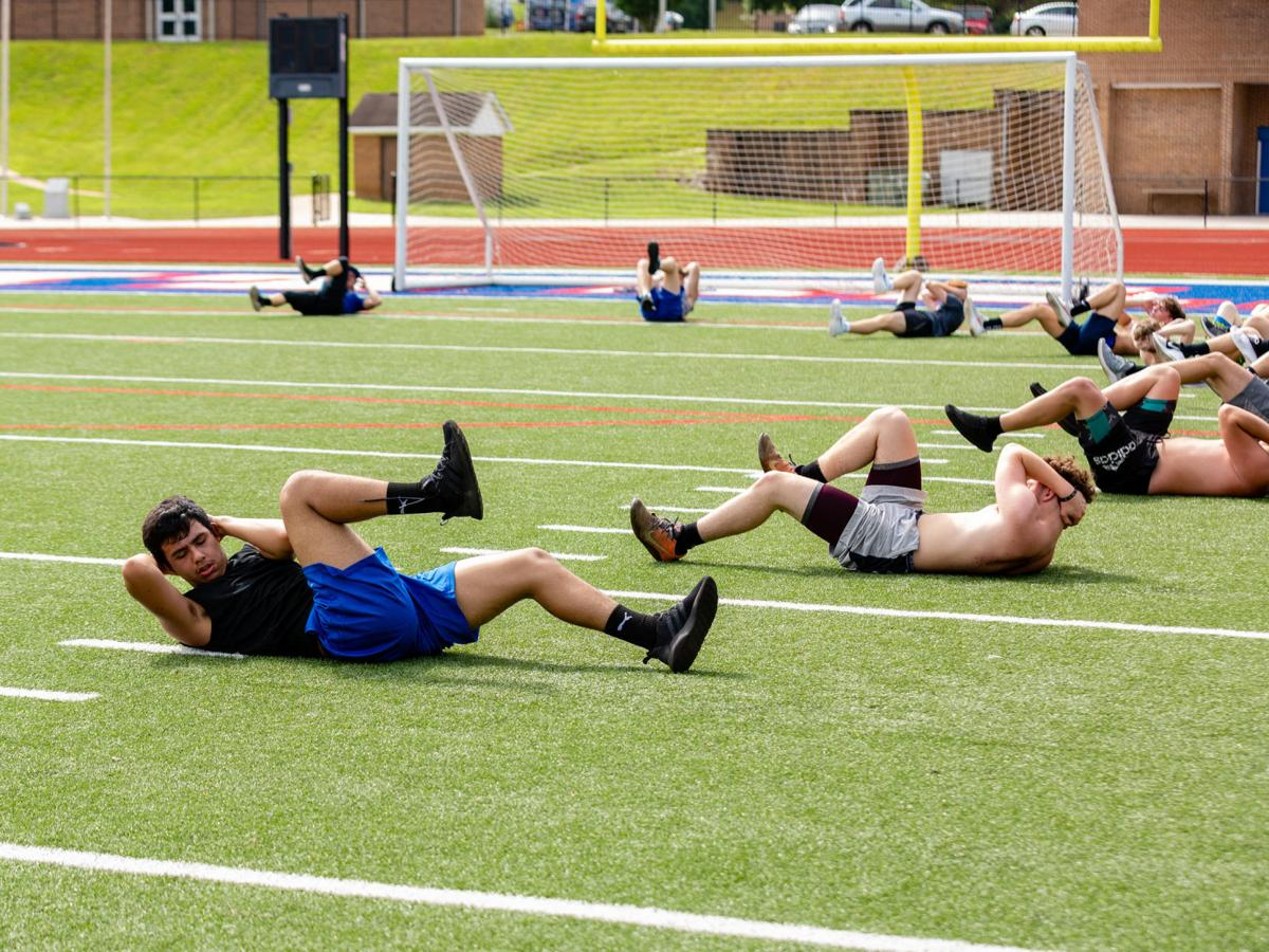 Doing all they can: Titans holding conditioning workouts during coronavirus crisis