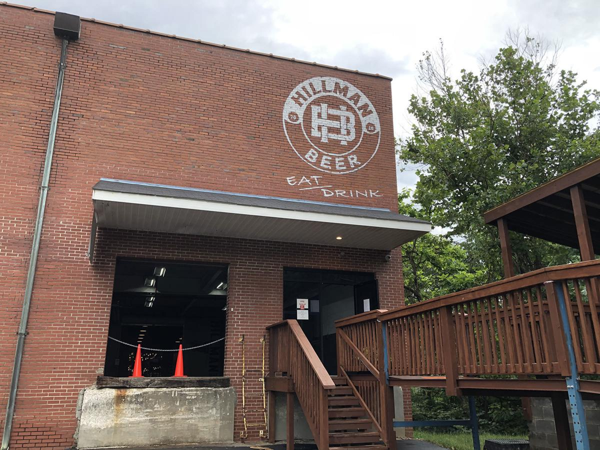 Hillman Beer - Old Fort opening this week