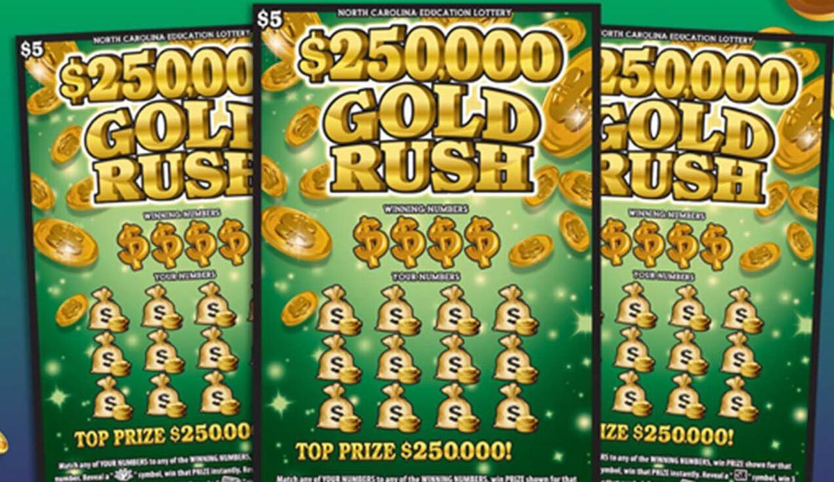 McDowell County woman 'amazed' by $250,000 win