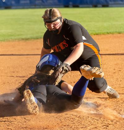 Lady Spartans top East McDowell in see-saw battle
