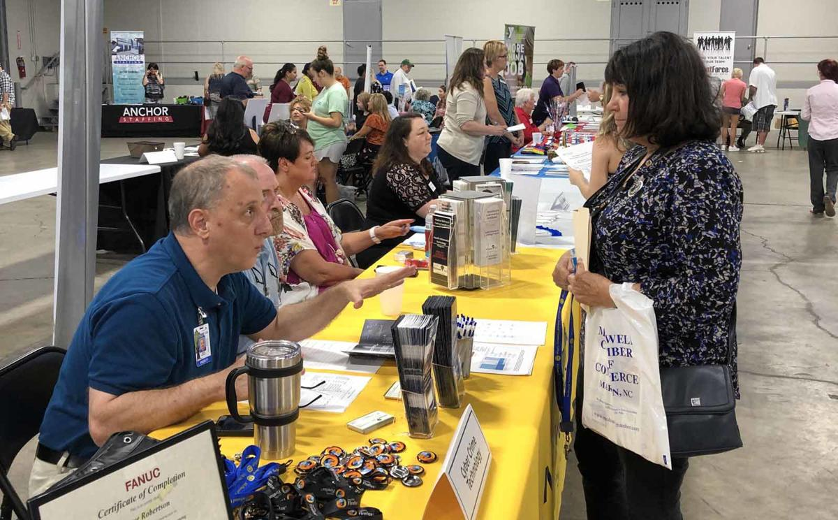 Job Fair draws hundreds of interested applicants