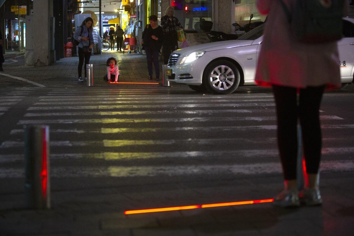 Tel Aviv Zombie Lights