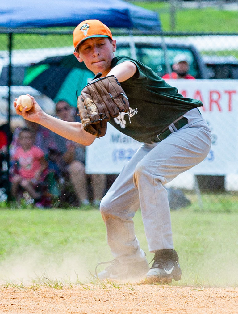 Play ball: McDowell Little League up and running in midst of pandemic