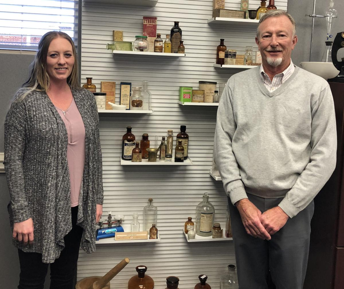 Shopping plaza now home to pharmacy, Hospice resale shop