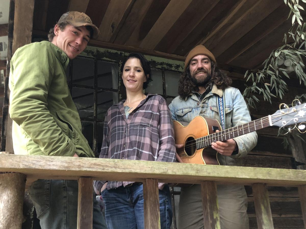 Old Fort's Yellow Feather making acclaimed Americana music