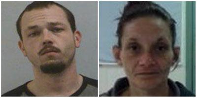 Report: Pot, gun found in couple's home