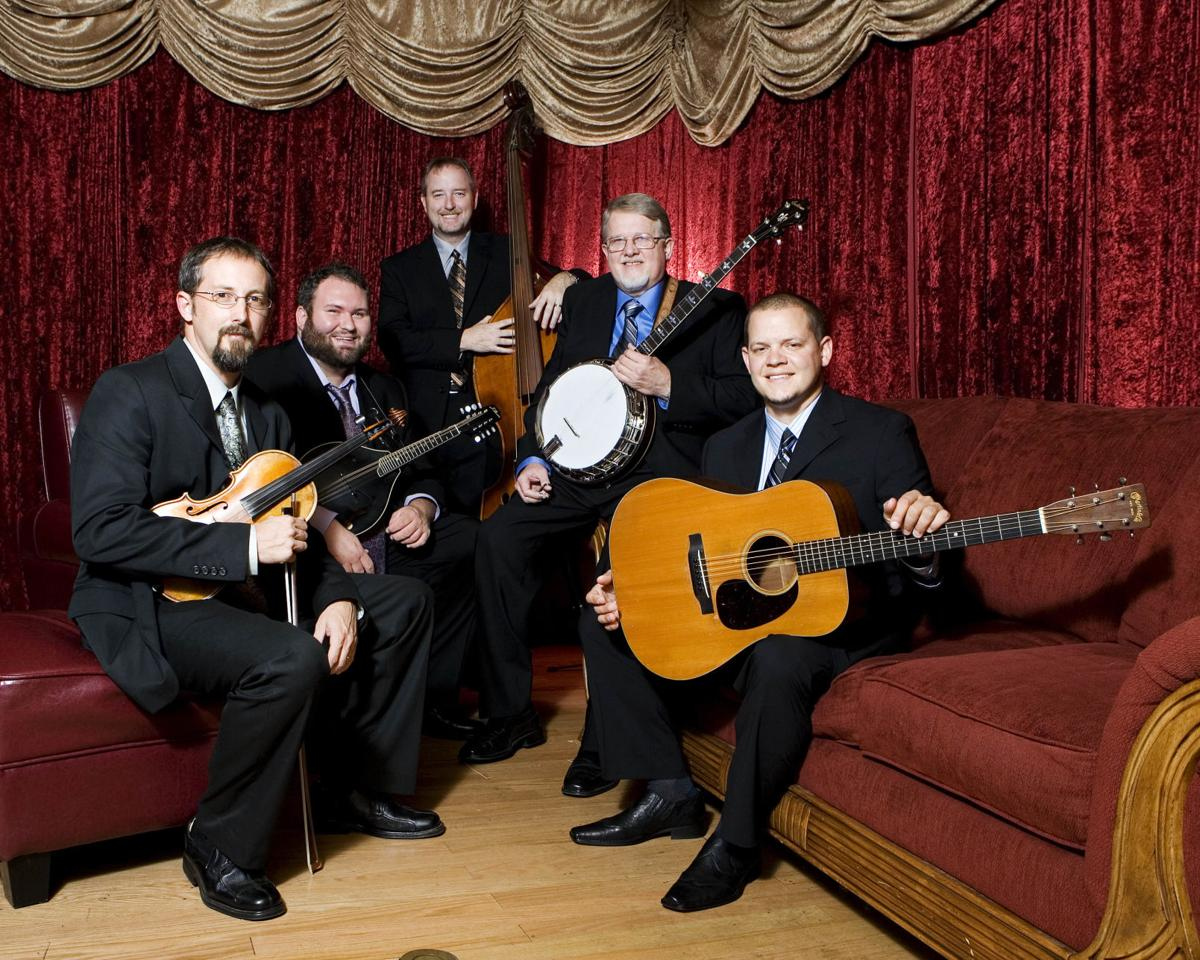 Three-day bluegrass festival returns to Marion