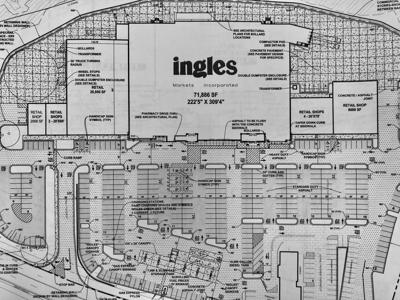 Ingles Complex To Have Planned Starbucks Asian Food Pharmacy