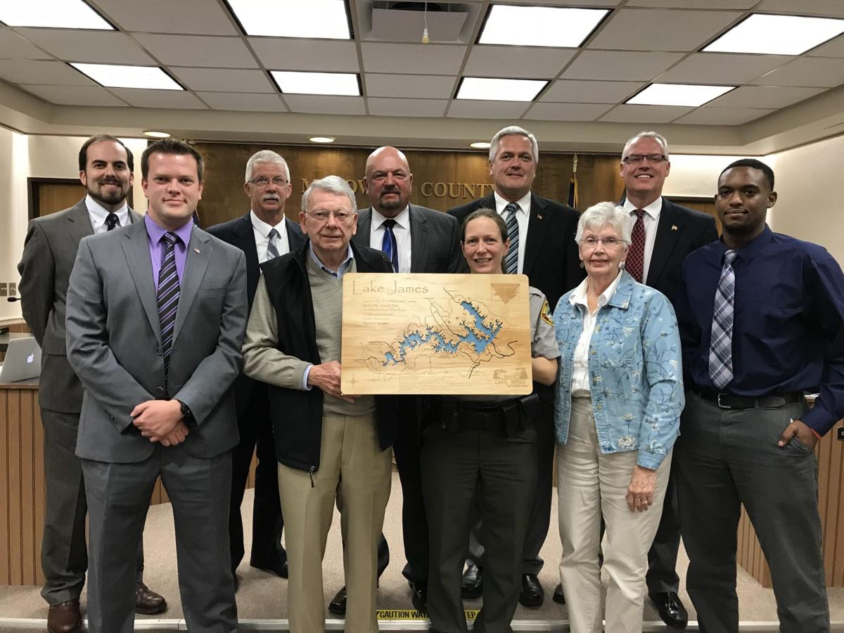 McDowell Commissioners updated on transportation, shooting range