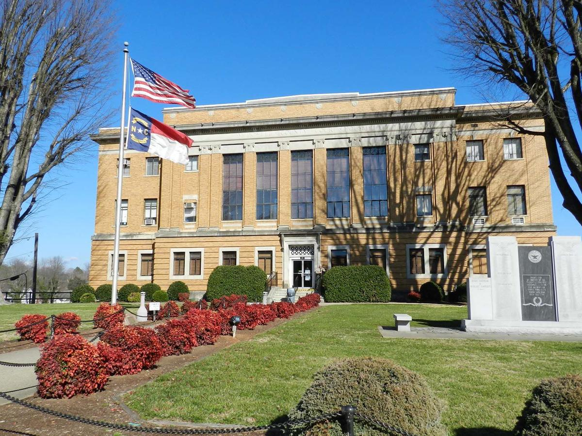 McDowell Commissioners move ahead with courthouse renovation, opioid abuse litigation
