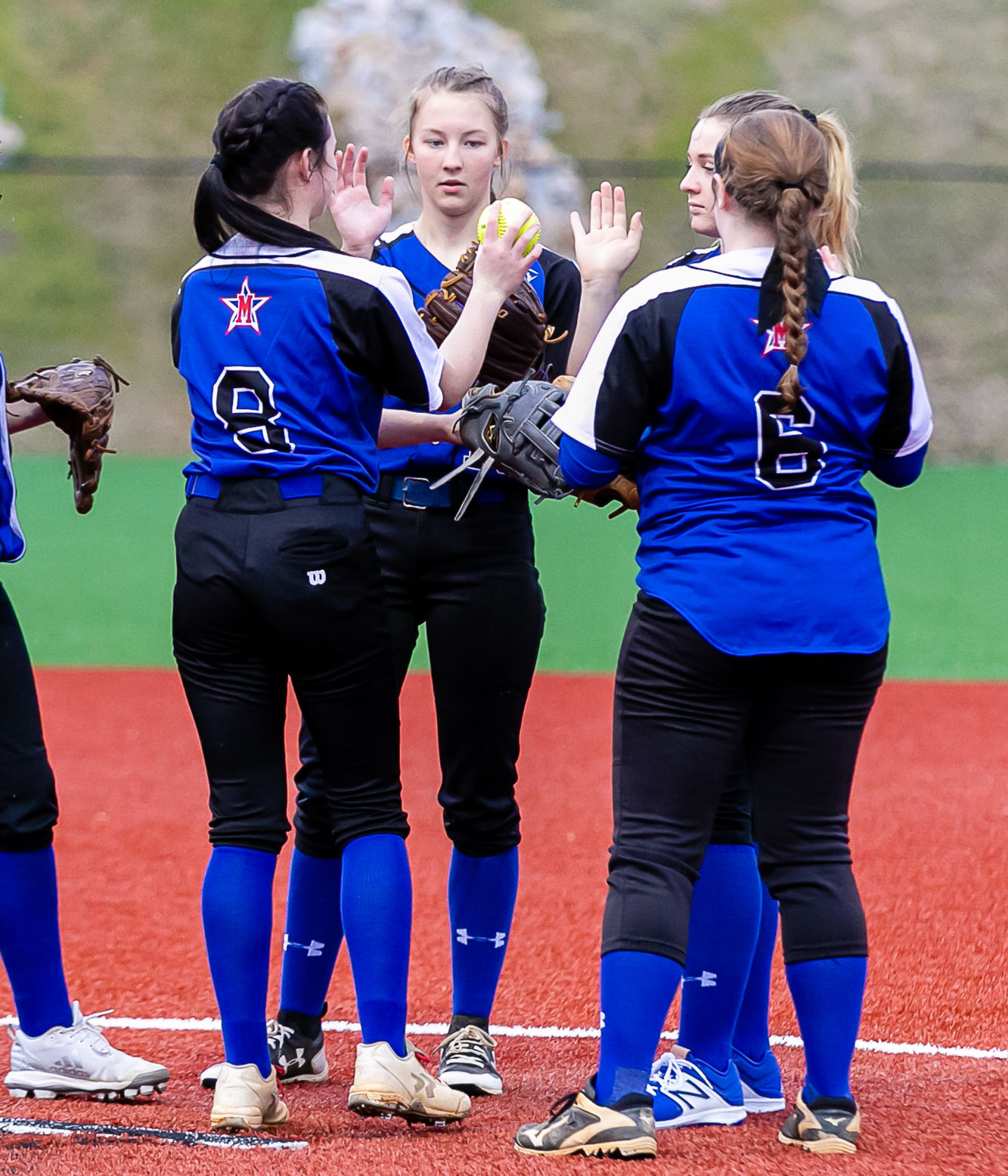 MHS softball 2019: Returners bolster Lady Titans' lineup