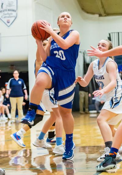 Lead slips away from Lady Titans