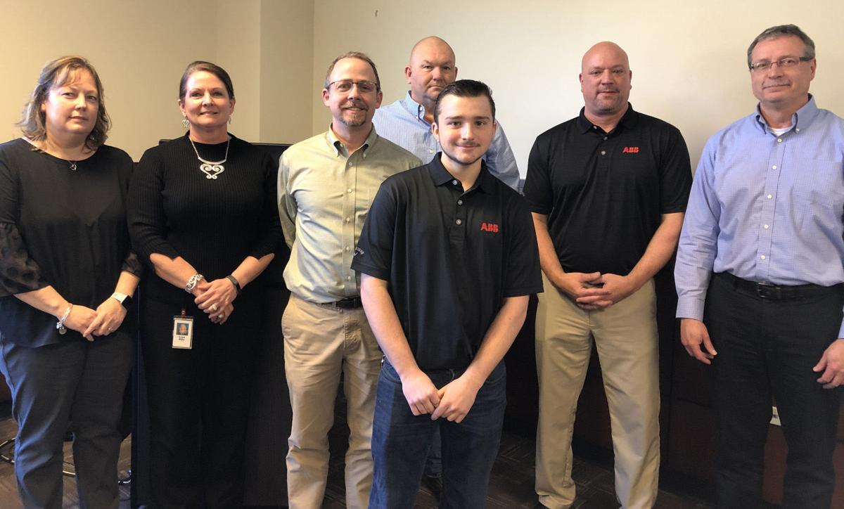 McDowell High senior helps improve his workplace