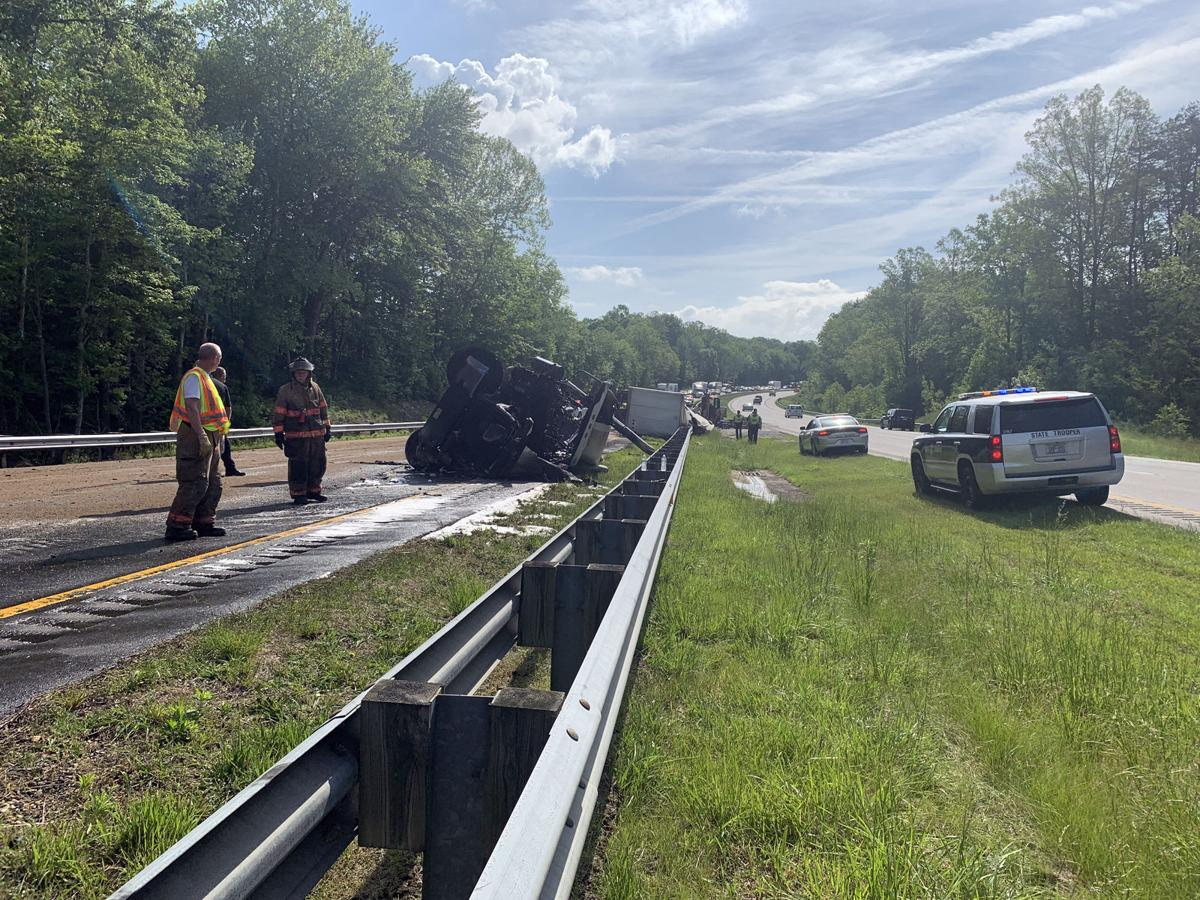 Trooper: Two men save driver's life from fiery crash   News