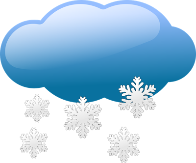Wintry weather likely this weekend
