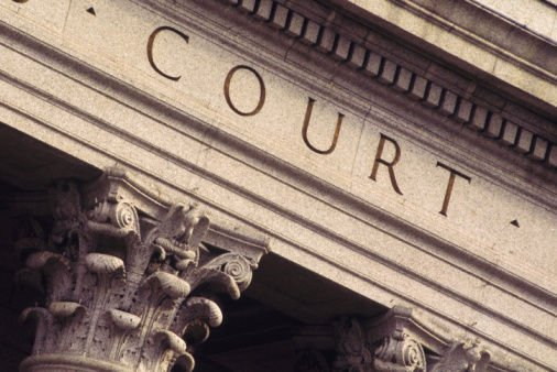 court courts justice