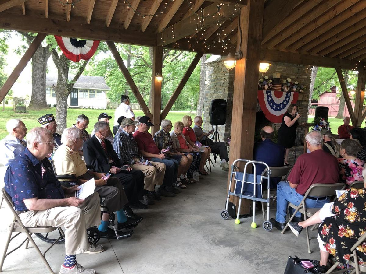 Carson House hosts 75th anniversary commemoration of D-Day