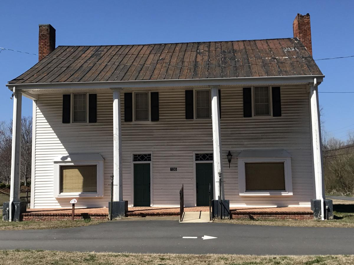 McDowell House may become a museum