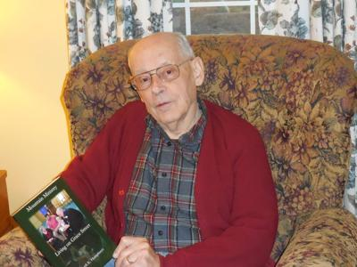 Local pastor publishes new book to raise money for the needy