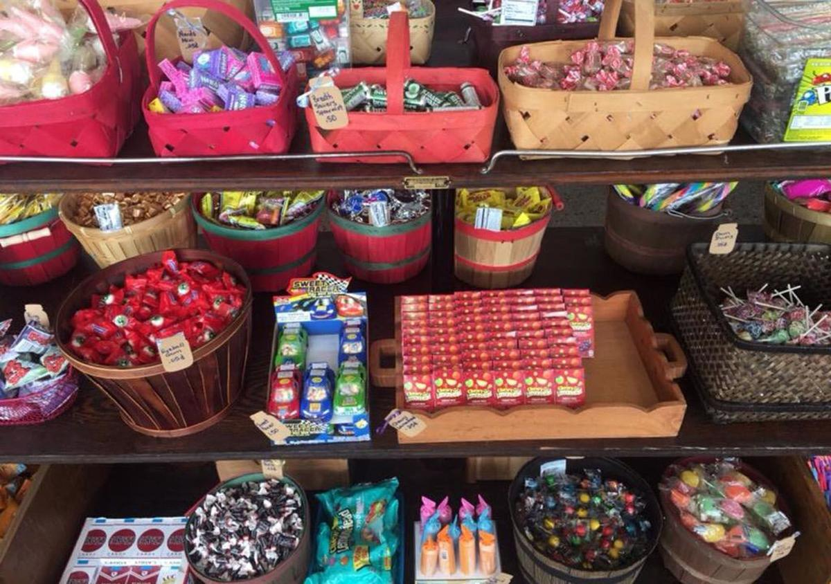 Thieves hit candy store: Among stolen items are donations for kids program