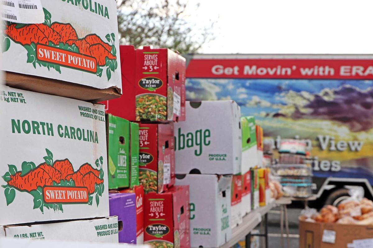 Feeding McDowell: Local pantries face crisis amidst shortage