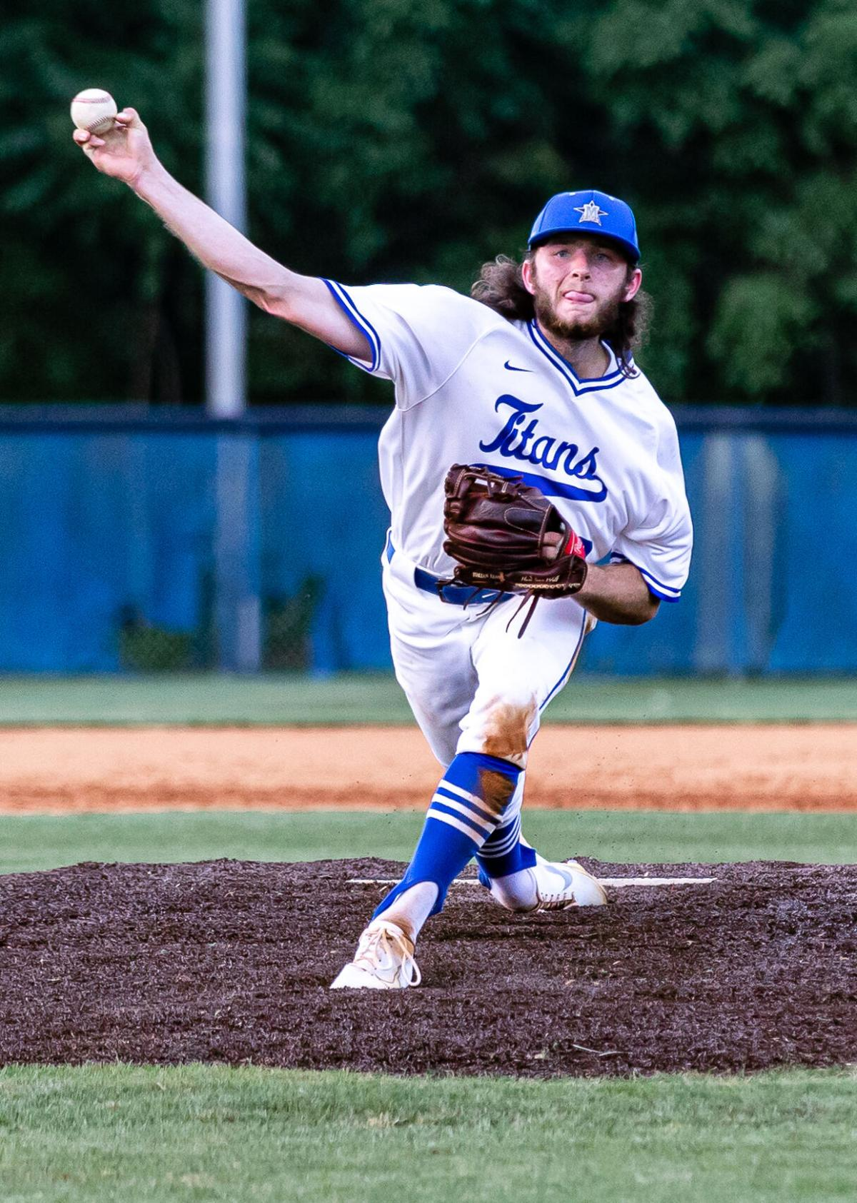 Blue (and silver) Monday: Titans win first conference baseball championship since 2002